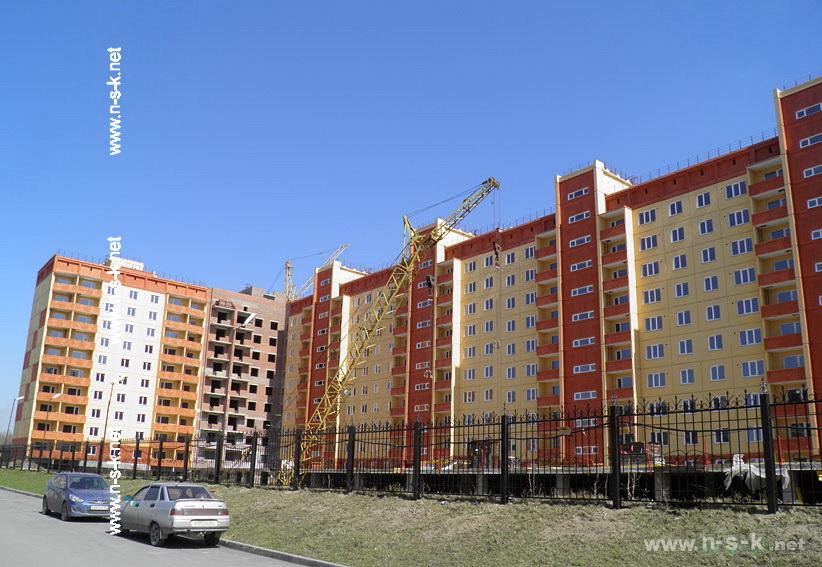 Пролетарская (Ключ-Камышенское Плато), 271/4 к2 II кв. 2015