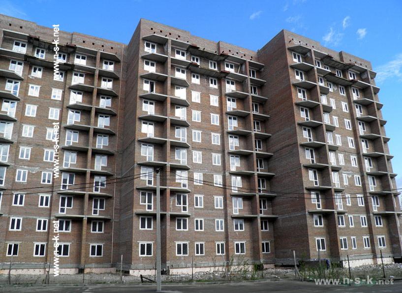 Связистов, 10 (147 стр), жилой дом Три тополя II кв. 2015
