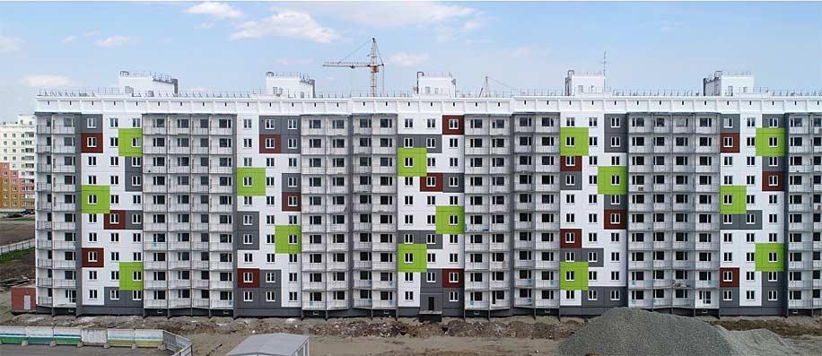 Титова, 254 дом 17 фото со стройки