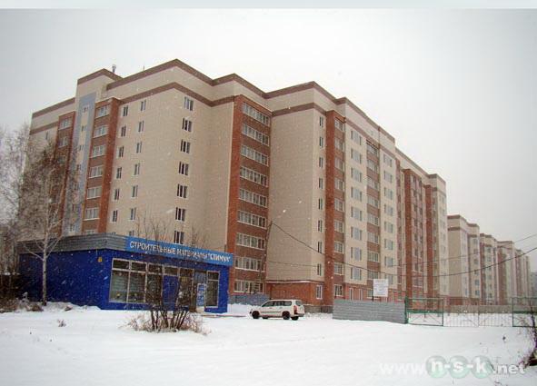 Краснообск, 100-104 фото строительных работ