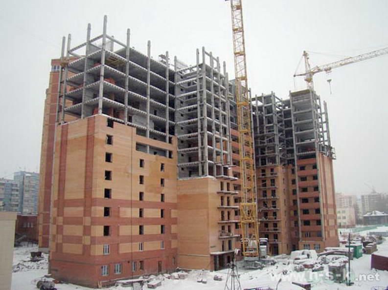 Горский микрорайон, 10 (Горская, 10) фото строительных работ