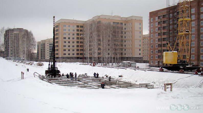 Молодежная, 8 (Никольский проспект, 9 стр) фото строительных работ