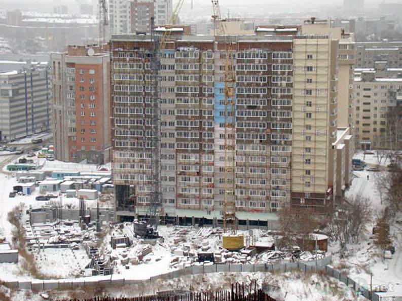 Галущака, 17 фото строительных работ