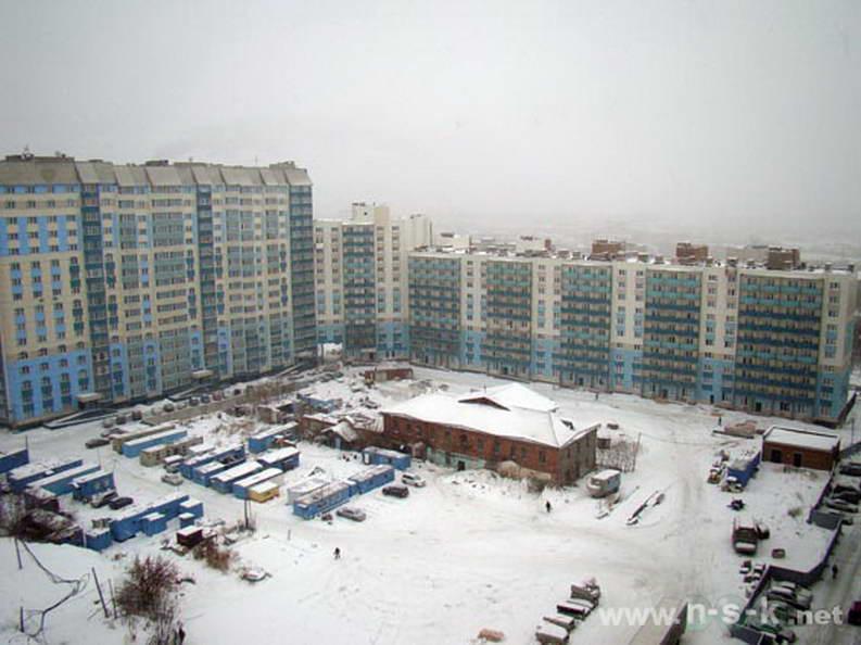 Горский микрорайон, 16 стр фото строительных работ