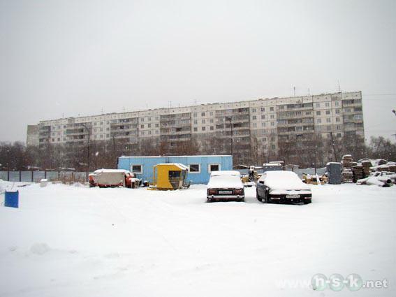 Сержанта Коротаева, 1 (Комсомольская, 18 стр) фото строительных работ