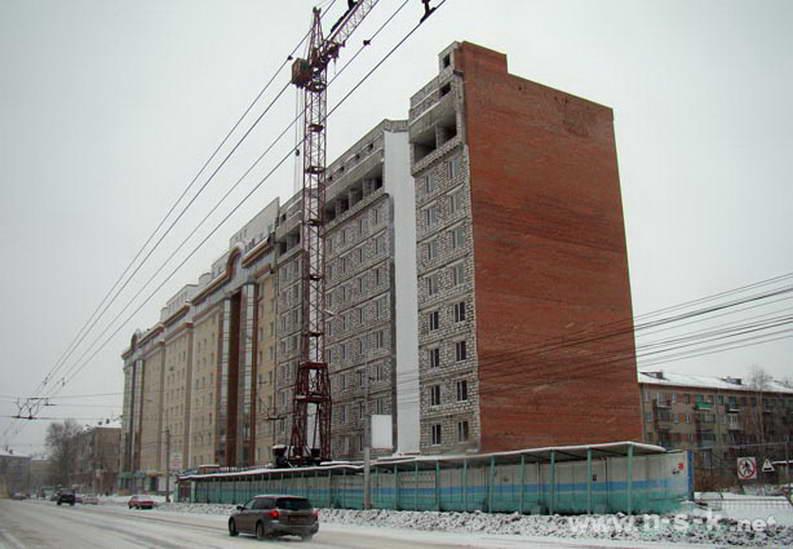 Покрышкина, 1 фото строительных работ