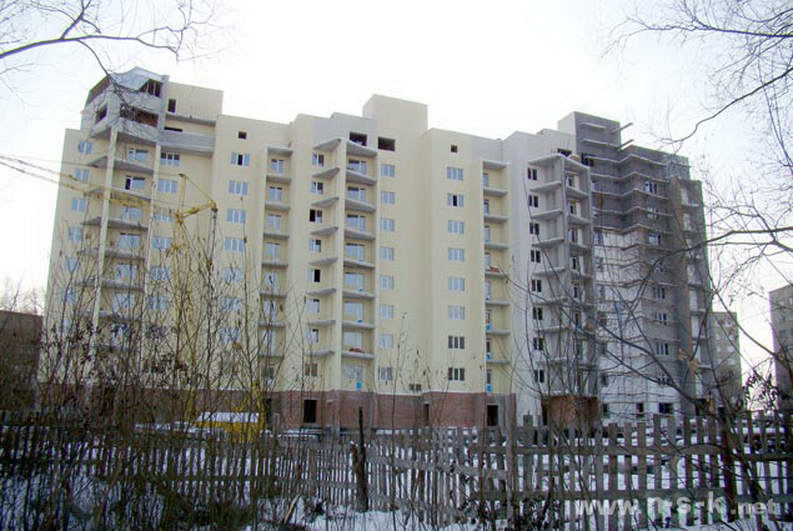 Котовского, 40/2 фото строительных работ