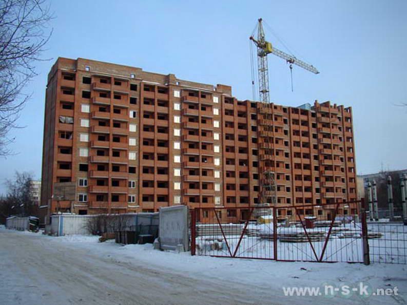 Связистов, 3/1 (Танкистов, 4 стр) фото строительных работ
