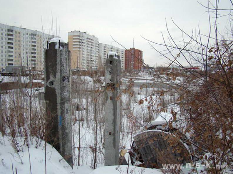 Выборная, 144/1 фото строительных работ