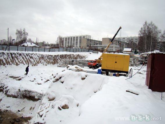 Выборная, 105/2, 105/3 фото строительных работ