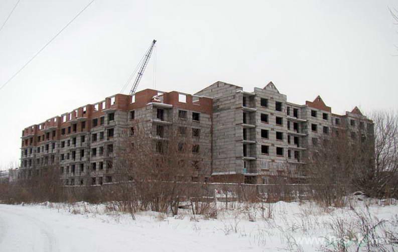 Ивлева, 160 стр фото строительных работ