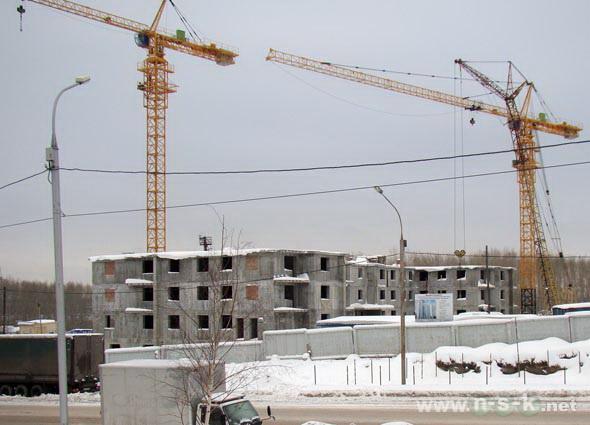 Тюленина, 12 фото строительных работ