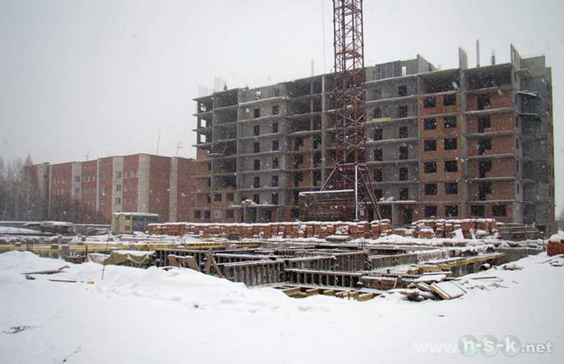 Краснообск, 56 фото строительных работ