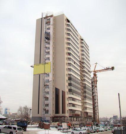Орджоникидзе, 47 фото строительных работ