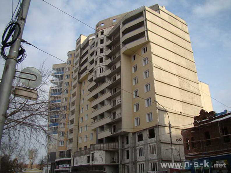 Ядринцевская, 18 фото строительных работ