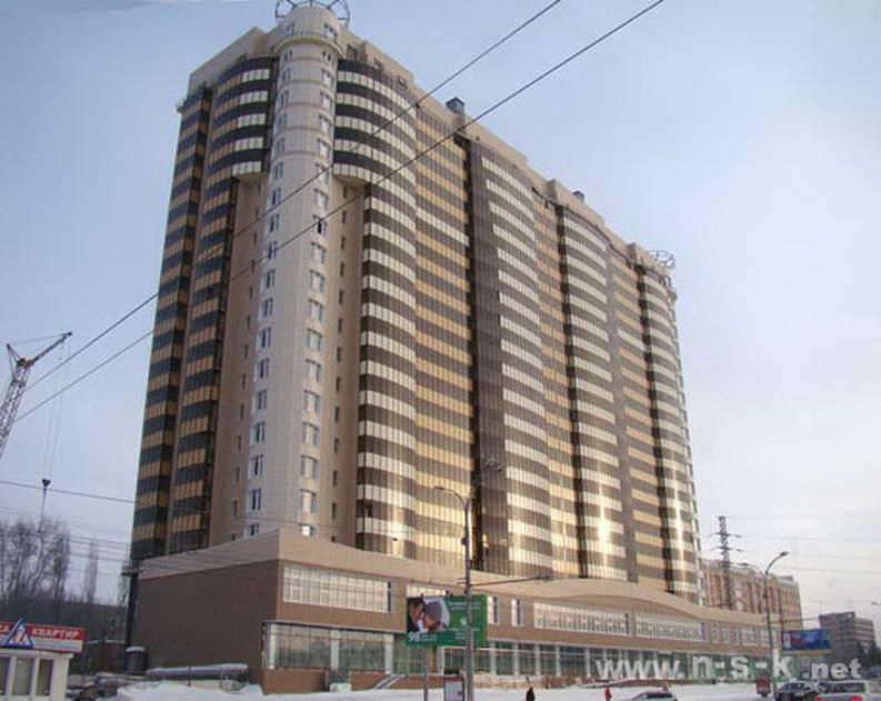 Кирова, 25 фото строительных работ