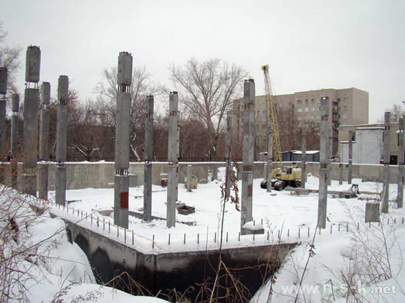 Беловежская, 4 (2/1 стр) фото строительных работ