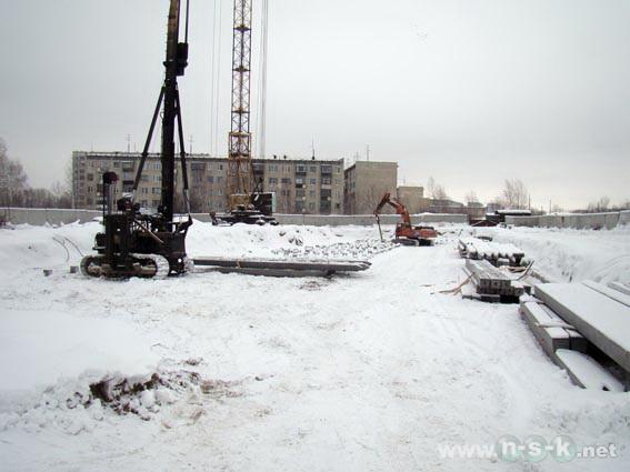 Березовая, 11 (Березовая, 7 стр) фото строительных работ
