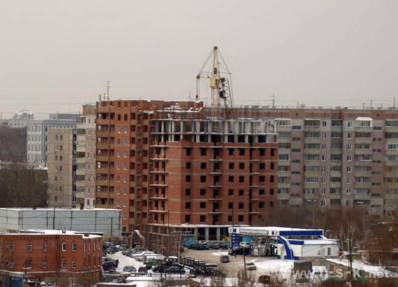 Красина, 60 фото строительных работ