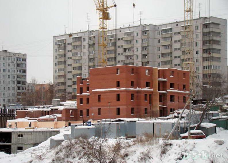 Кавалерийская, 9 фото строительных работ