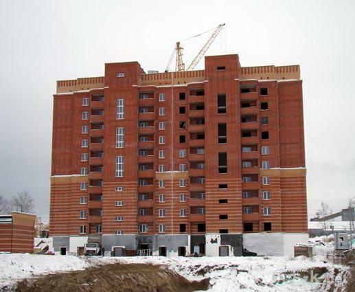 Первомайская, 236 фото строительных работ