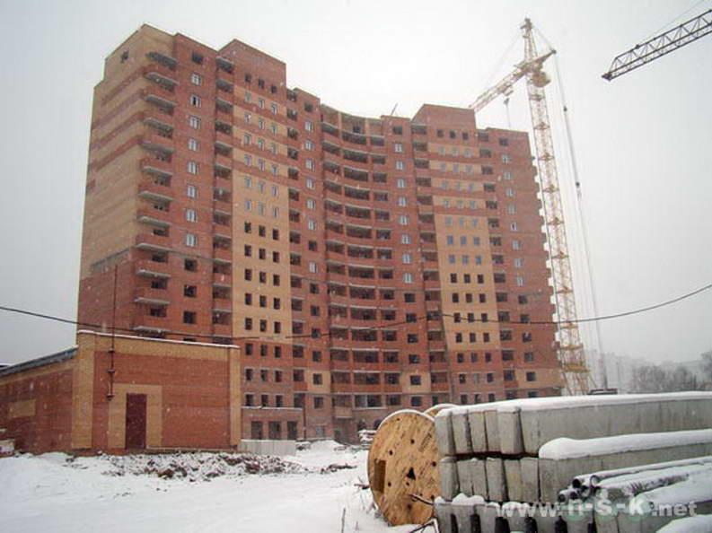 Балтийская, 33 фото строительных работ