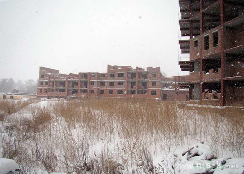 Краснообск, Западная, 228 фото строительных работ
