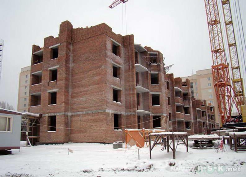 Молодежная, 4 (Никольский проспект, 13 стр) фото строительных работ