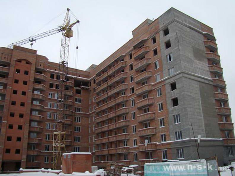 Зыряновская, 55 (55/1 стр) фото строительных работ