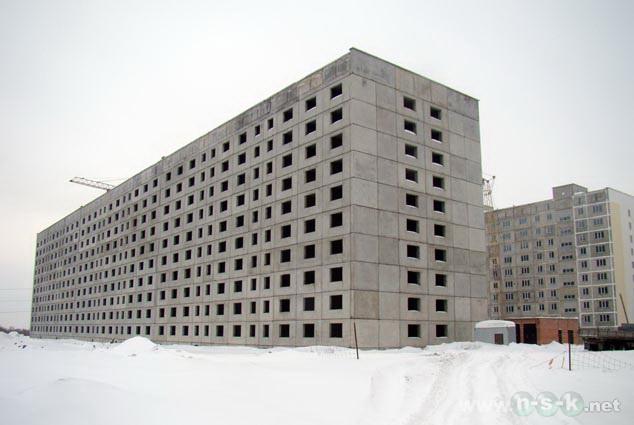 Татьяны Снежиной, 46, 48 (Высоцкого, 21, 25) фото строительных работ
