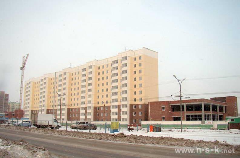 Волховская, 33а стр (кирпичная секция) фото строительных работ
