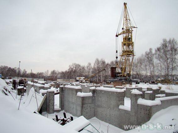 Выборная, 91/4 (99/1 стр) фото строительных работ