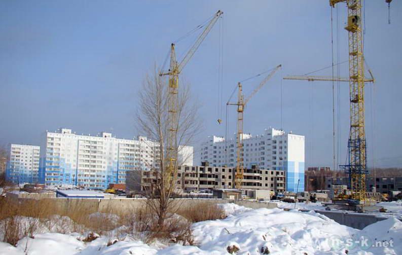 Спортивная, 6 (Забалуева, 6 стр) фото строительных работ