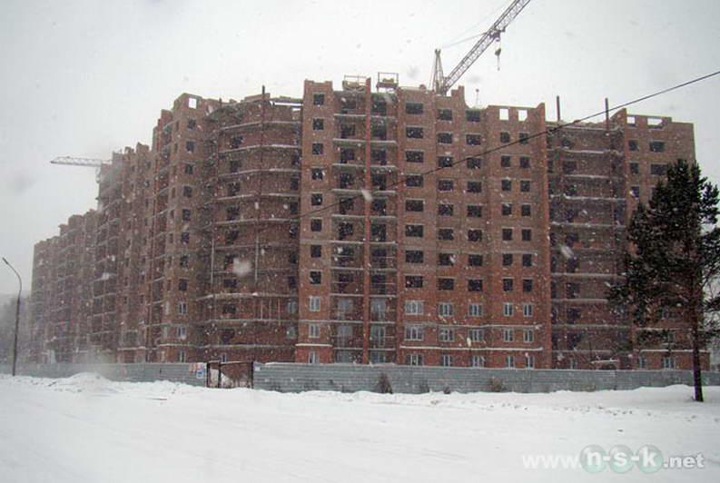 Краснообск, Западная, 233 фото строительных работ