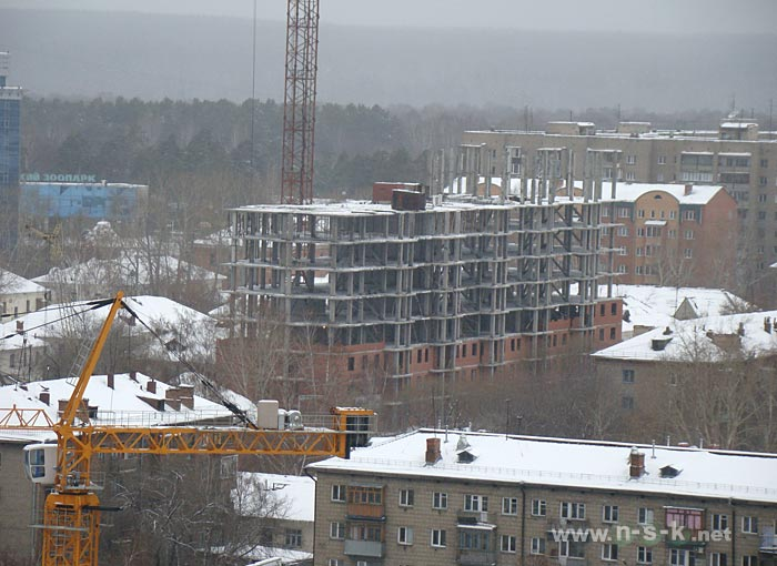 Вавилова, 3 фото строительных работ