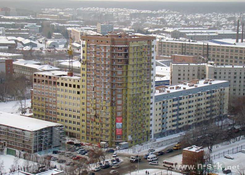 Залесского, 5 фото строительных работ