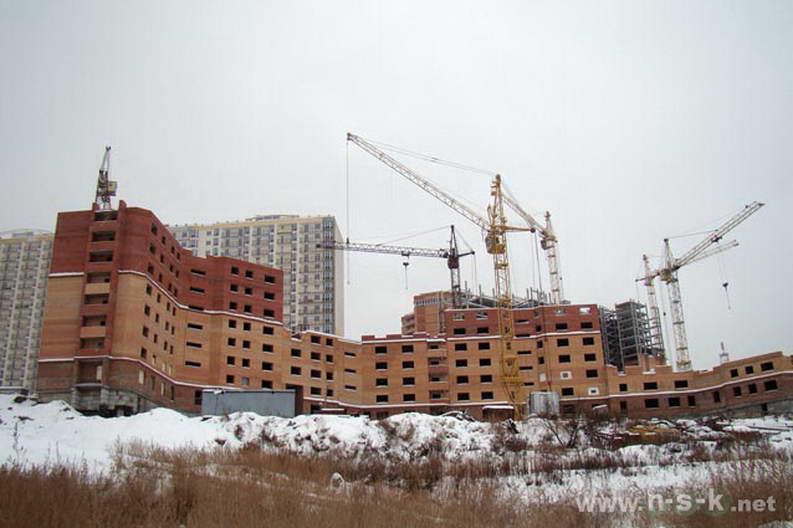 Стартовая, 4 фото строительных работ
