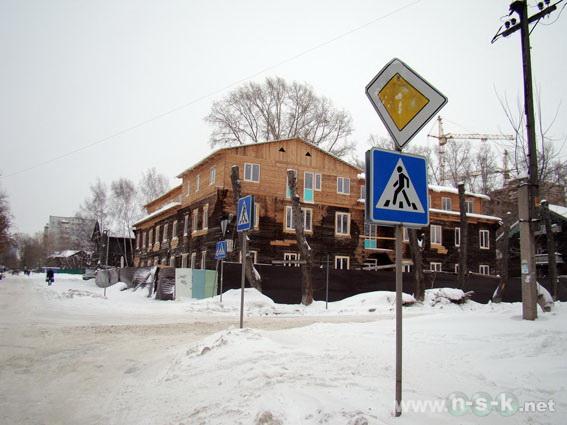 Костычева, 11 фотоотчет строительства