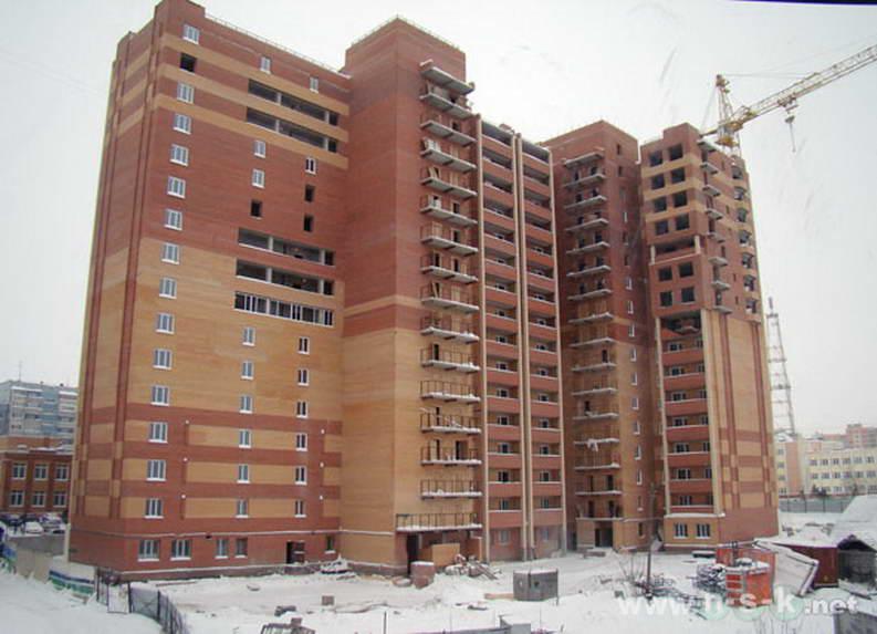 Горский микрорайон, 10 (Горская, 10) фотоотчет строительства