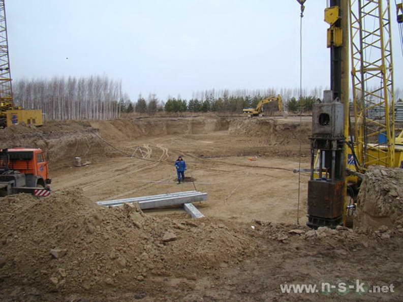 Тюленина, 26 (Гребенщикова, 413) фотоотчет строительства