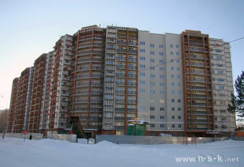 Краснообск, Западная, 233 фотоотчет строительства
