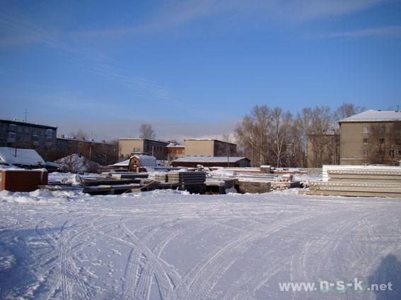Тихвинская, 14 (Титова, 16) фотоотчет строительства