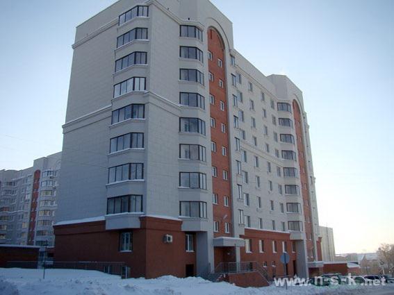 Зыряновская, 55 (55/1 стр) фотоотчет строительства