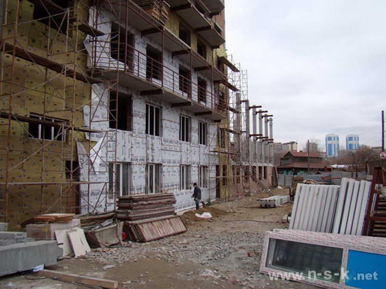 Орджоникидзе, 47 фотоотчет строительства