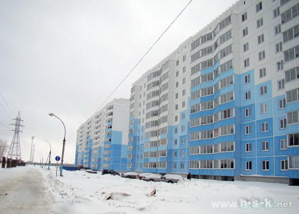 Спортивная, 4 (Забалуева, 7 стр) фотоотчет строительства