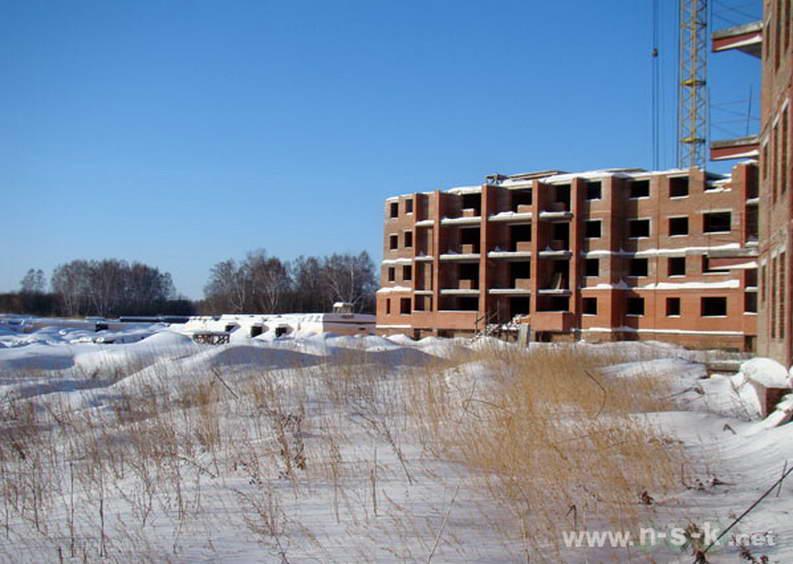 Краснообск, Западная, 227 фотоотчет строительства