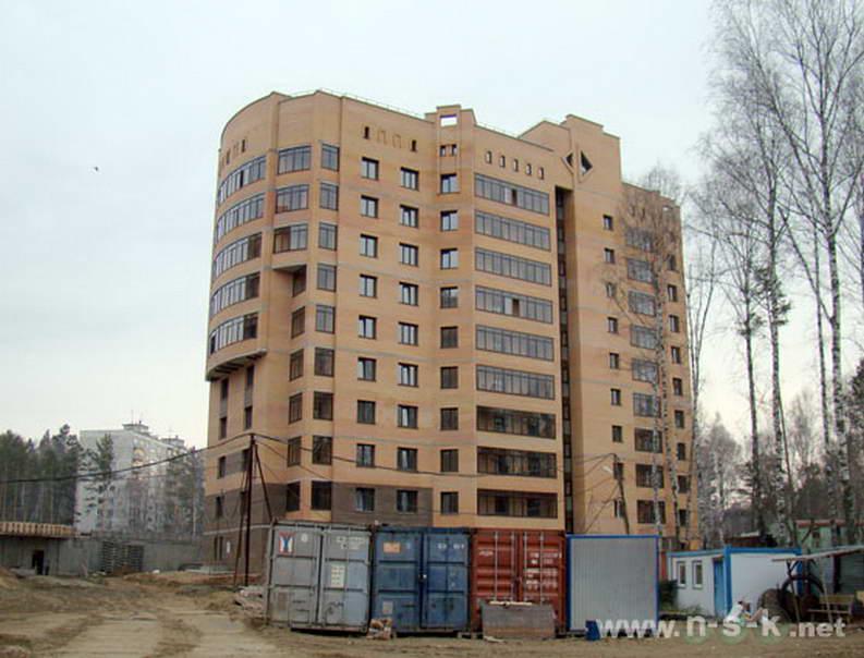 Академика Коптюга проспект, 11 фотоотчет строительства