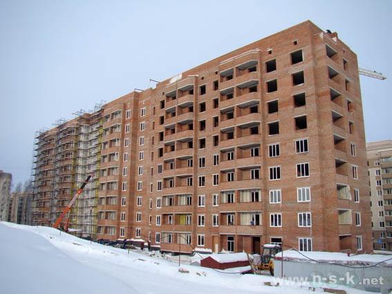 Молодежная, 8 (Никольский проспект, 9 стр) фотоотчет строительства