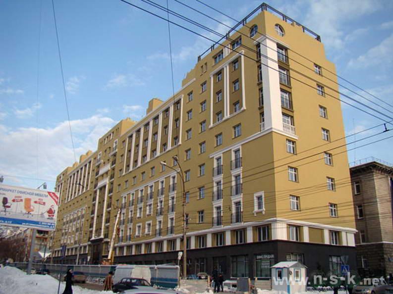 Советская, 8 фотоотчет строительства