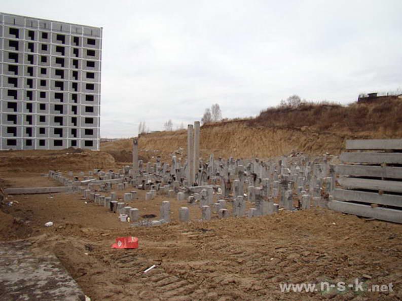 Татьяны Снежиной, 45/2, 45/3 (Высоцкого, 70, 71) фотоотчет строительства